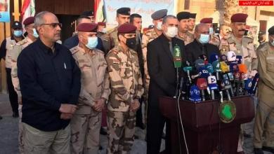 Photo of وزير الداخلية عثمان الغانمي يعلن من كربلاء نجاح الخطة الأمنية الخاصة بزيارة الاربعين