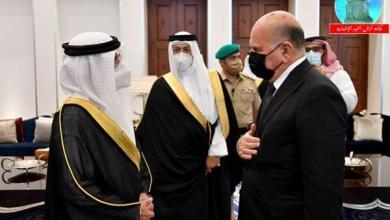 Photo of وزير الخارجيّة يترأس وفد الحكومة العراقيّة إلى المنامة لتقديم التعازي برحيل رئيس وزراء مملكة البحرين