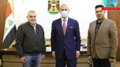 Photo of الوزير درجال يلتقي مُمثلي شركة انتيگرا الإيطالية المُختصة بإعمار الملاعب