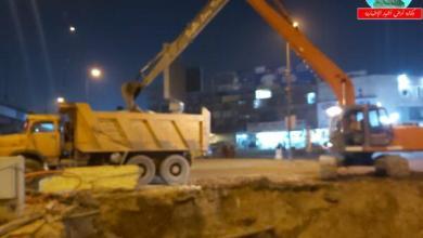 Photo of امانة بغداد تعلن اصلاح ٤٥ تخسفاً في خطوط الصرف الصحي بمركز العاصمة