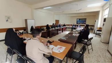 Photo of لجنة رعاية الطفولة تعقد اجتماعها الأول خلال العام 2021