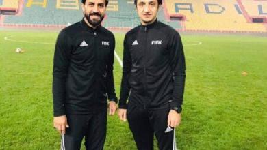 Photo of صفارة عراقية لقيادة نصف نهائي بطولة الأندية العربية