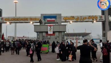 Photo of إيران تغلق معبرين حدوديين مع العراق لمدة أسبوعين