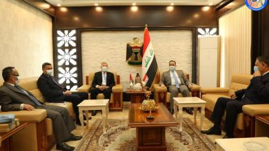 Photo of وزير التجارة …يبحث مع السفير الاردني تطوير العلاقات الاقتصادية والتجارية بين البلدين
