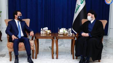 Photo of رئيس مجلس النواب يلتقي رئيس تحالف عراقيون