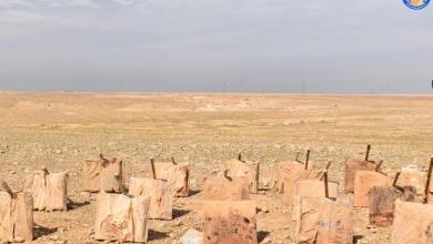 Photo of الاستخبارات العسكرية تستولى على كدس للعتاد في الانبار