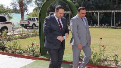 Photo of وزير التجارة يتفقد شركة المواد الغذائية ويؤكد على أهمية تجهيز المواطنين بحصص المواد التموينية