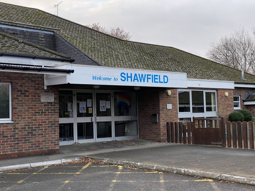 Closure of The Shawfield Day Centre