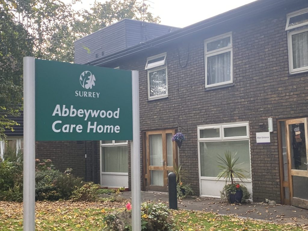 Future of care homes