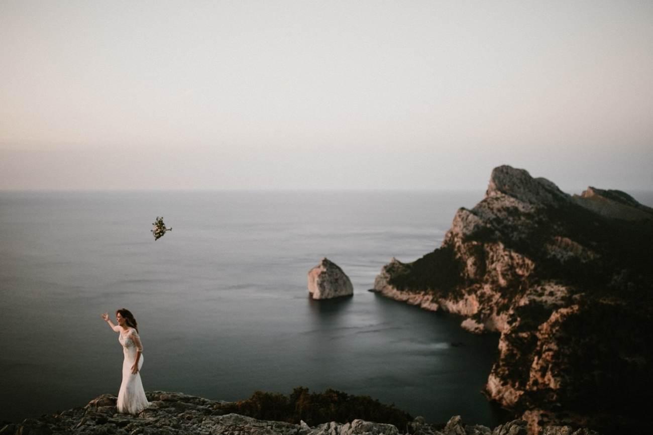 Palma de Mallorca bride
