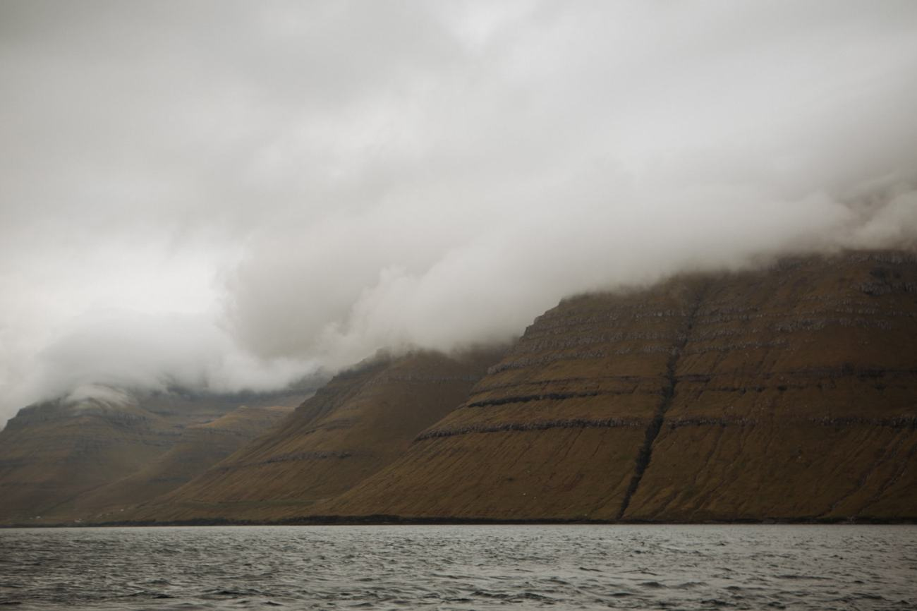 boating Faroe Islands