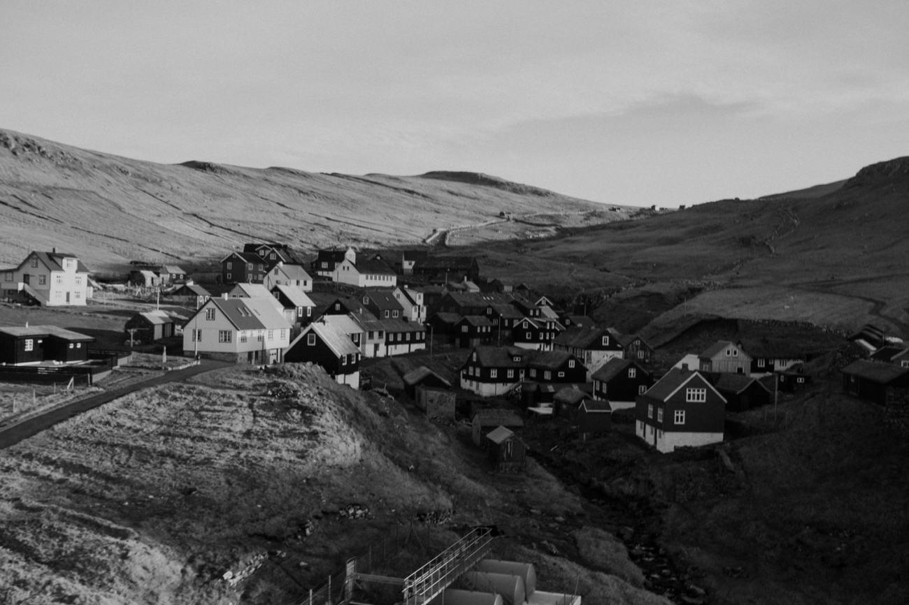 Mykines Faroe Islands