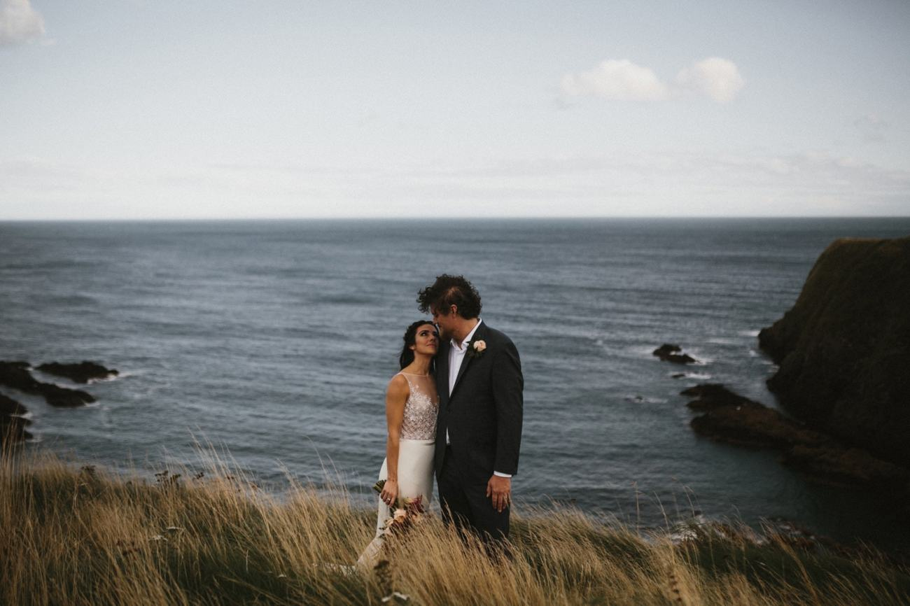 Scotland intimate elopement