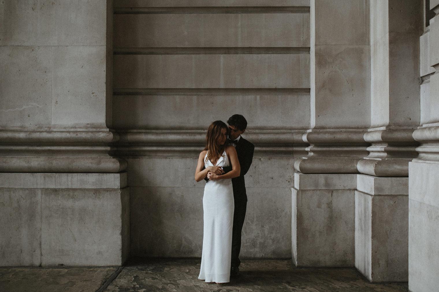 london wedding photographer at Royal exchange london