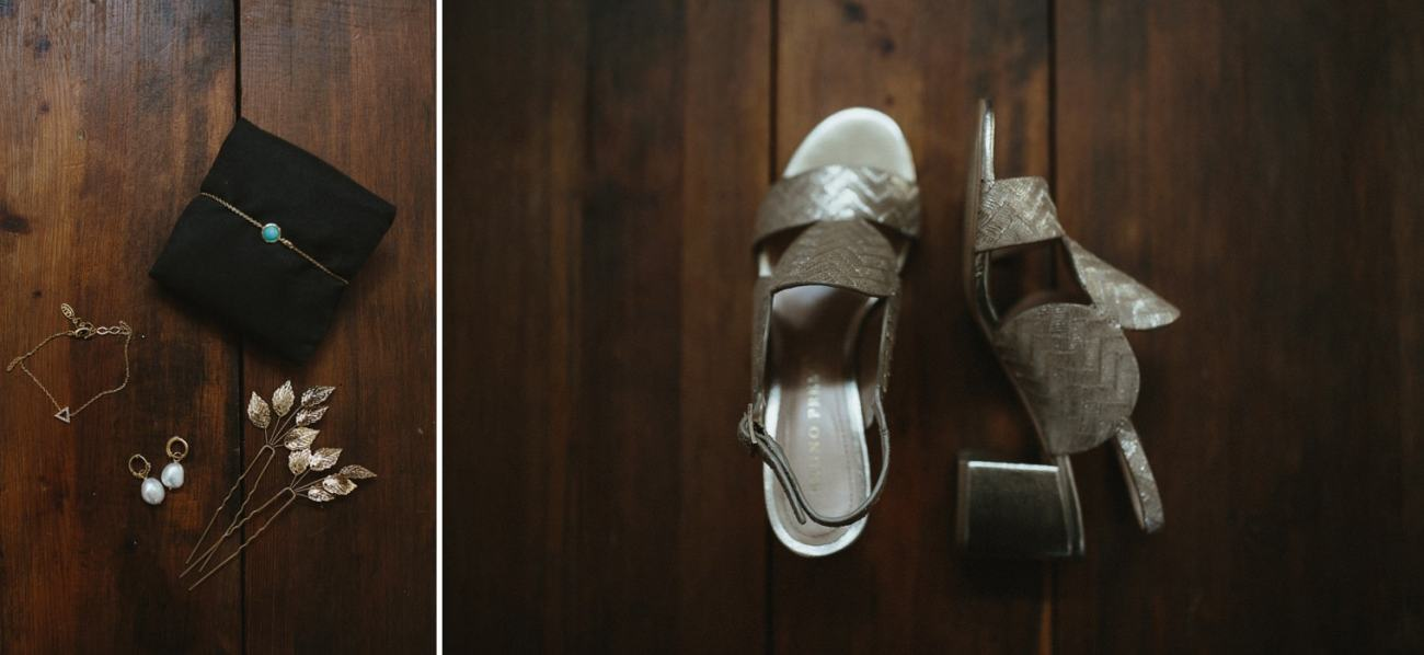 Anthropology wedding shoes