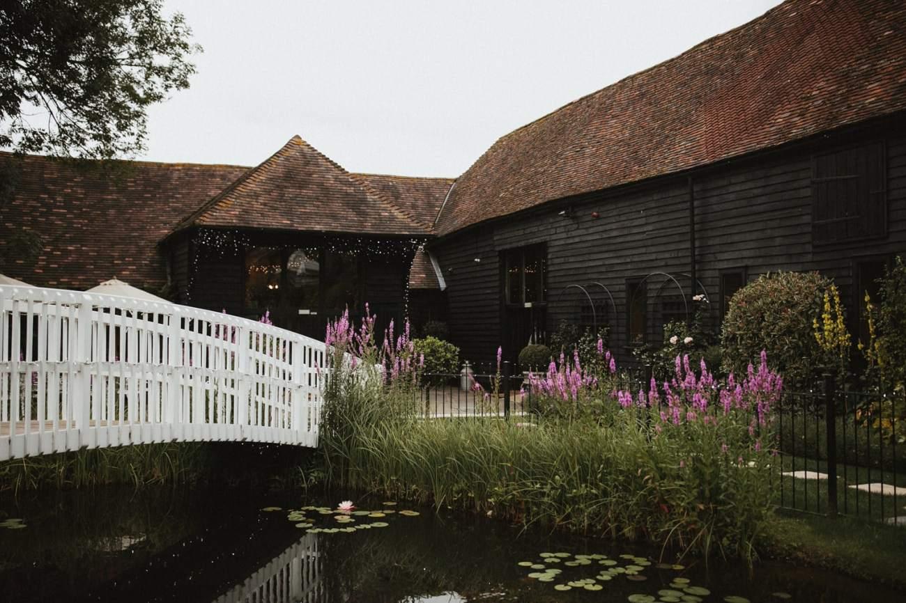 Winter Barns Wedding Venue in Canterbury Kent