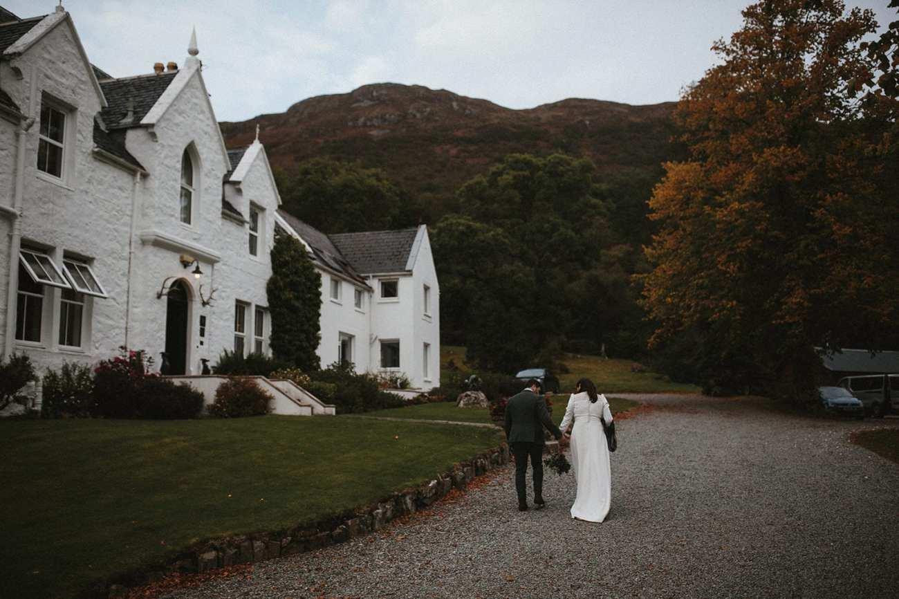 Kinloch Lodge in Isle of Skye