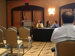 """Heather Hayes speaks on """"The 'Citizen Becoming' in Jordan"""""""