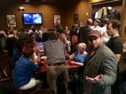 Even more fun at the ASHR reception