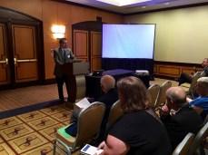 "Jeffry Davis speaks on ""The Institutio Oratoria's Composing Narrative"""
