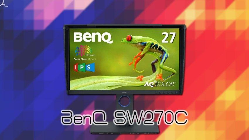 「BenQ SW270C」ってモニターアーム使えるの?VESAサイズやおすすめアームはどれ?