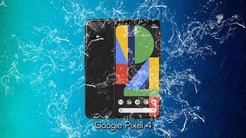 「Google Pixel 4」の防水性能ってどれぐらい?「IP68」って本当?