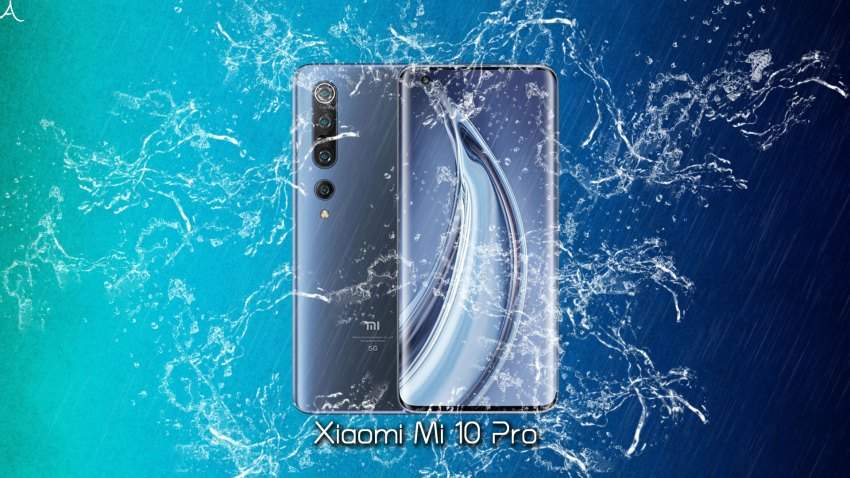 「Xiaomi Mi 10 Pro」の防水性能ってどれぐらい?「P2i」って「IP」規格だとどのレベル?