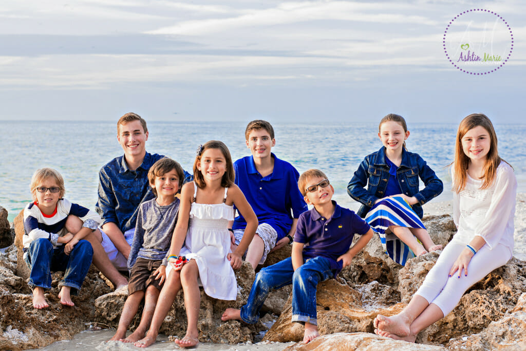 Naples Beach Family Photography