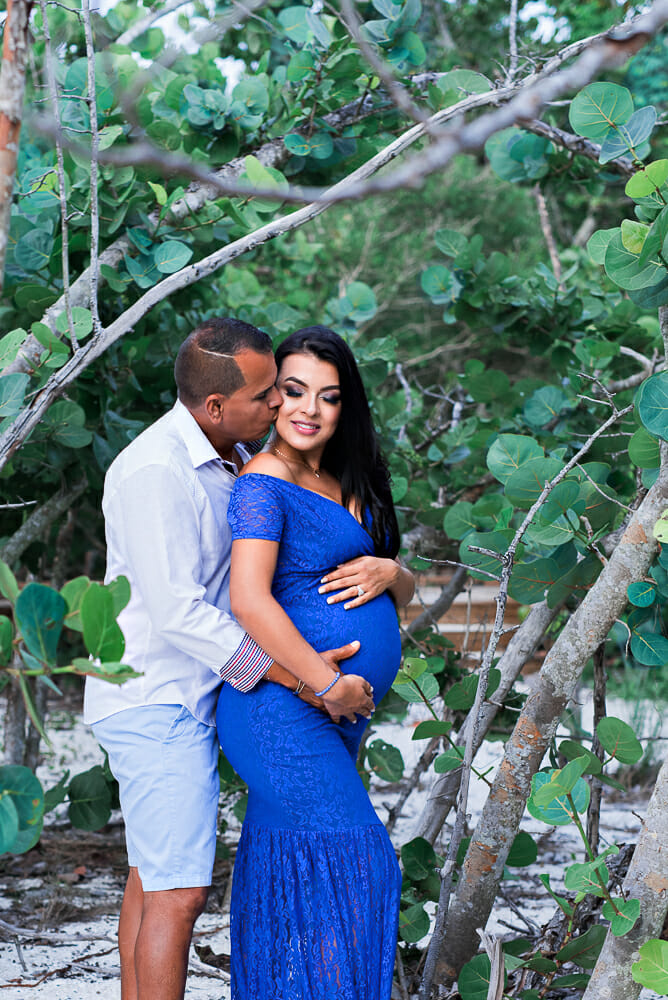 Maternity Session in Naples Florida