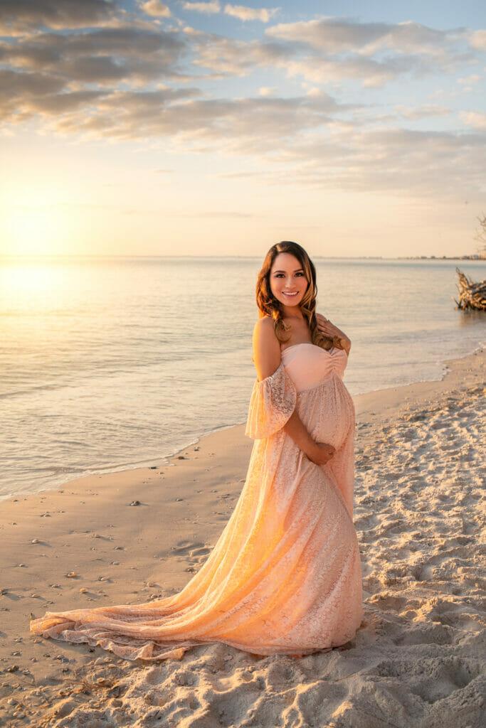 Naples Maternity Photographer