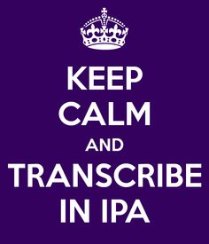 Keep Calm IPA