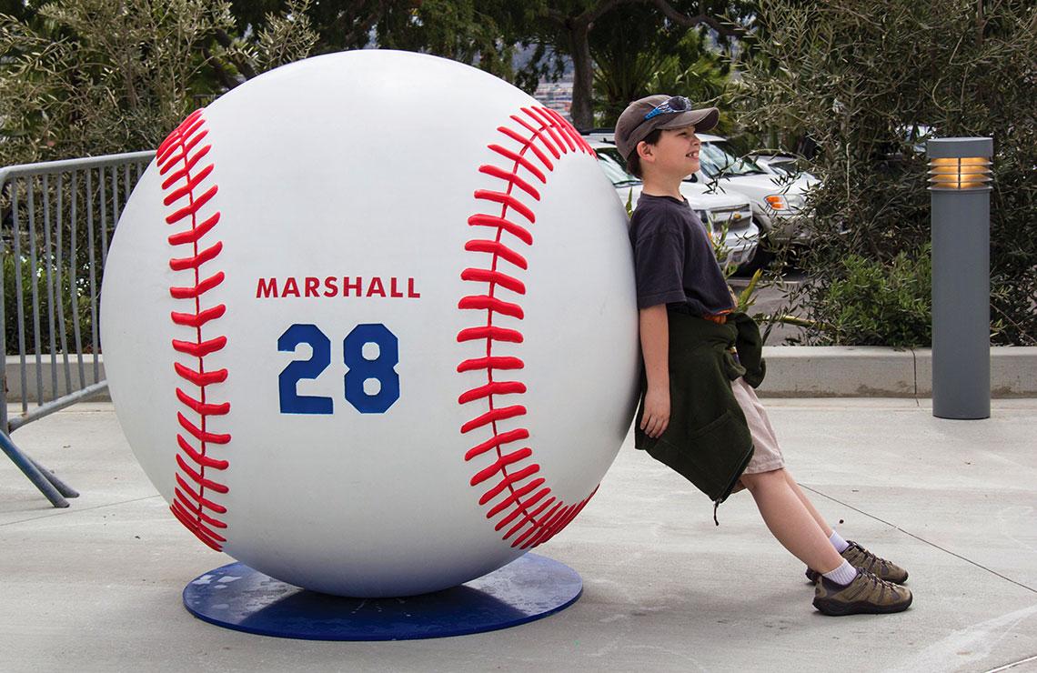 Dodger Stadium Play Zone