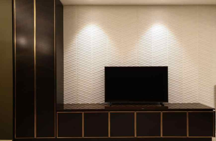 Can Fitted Furniture Create Luxurious Feature Walls?