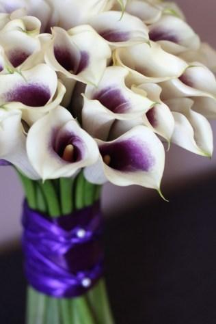 Picaso Calla Lily Bouquet