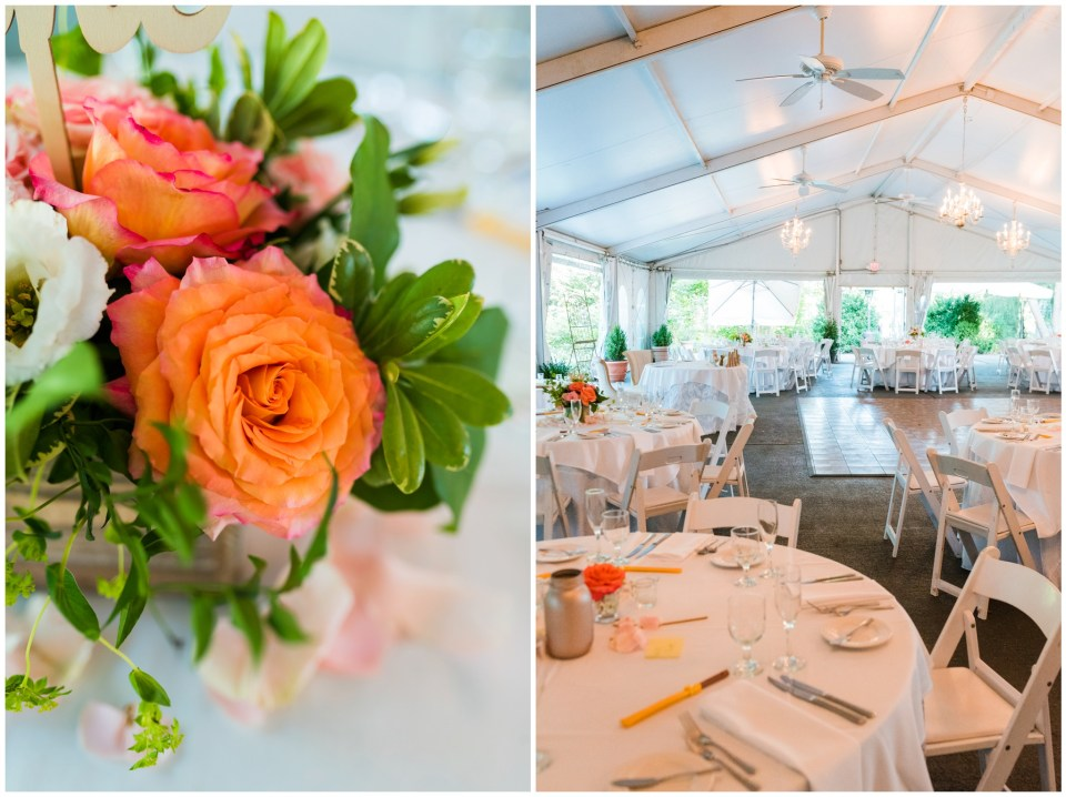 tent reception elkridge furnace inn maryland wedding photographer