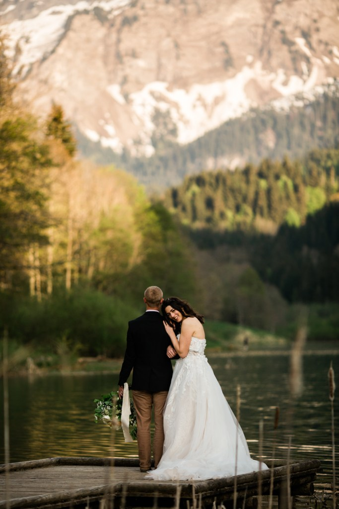 Exchange your vows by an alpine lake in Colorado or around the world.
