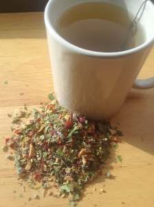 Tea: Orchard Rose
