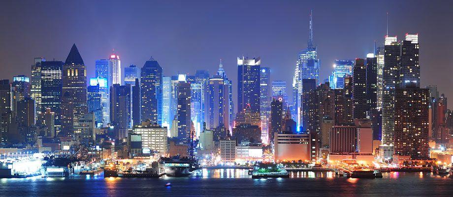 Nhà cao tầng Manhattan