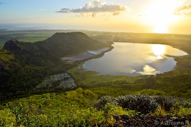 Climbing Corps de Garde - La Ferme Reservoir