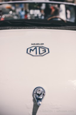 10th Classic Tour Mauritius - MG B