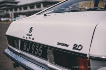 10th Classic Tour Mauritius - Ford Coupe