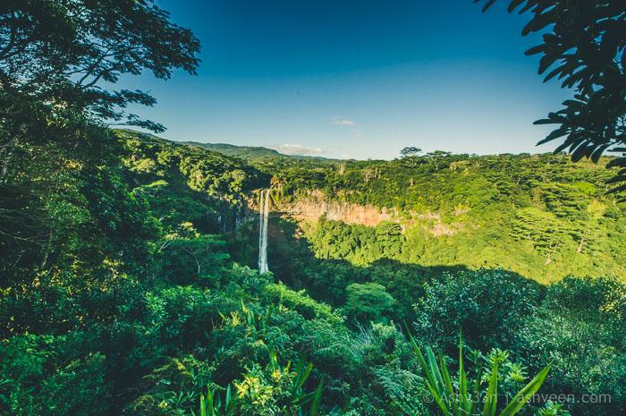 Discover Chamarel Falls Mauritius