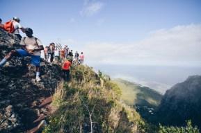 Hiking Le Morne Mountain - House Full