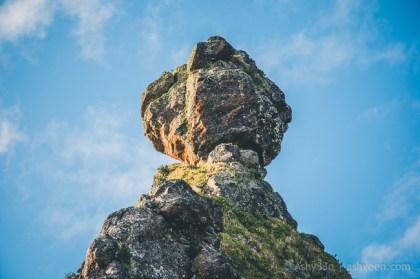 Hiking Pieter Both Mountain Mauritius - The Head