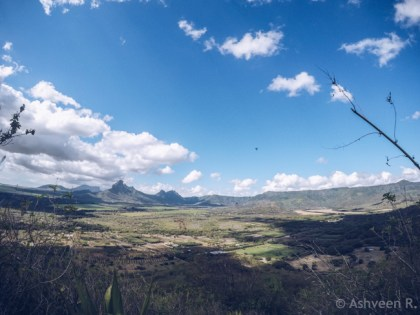 Hiking Tourelle Tamarin Mauritius - Some Viewpoint