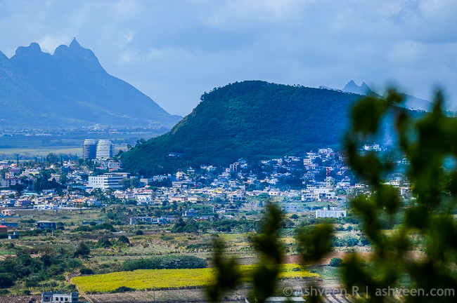 Hiking Trois Mamelles - Candos Hill