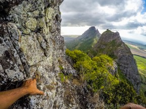 Hiking Trois Mamelles - The Return Trip
