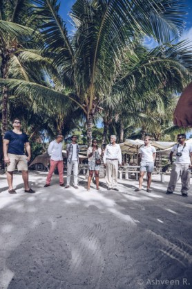 Instameet Mauritius - A Day at Ile des Deux Cocos - The Team