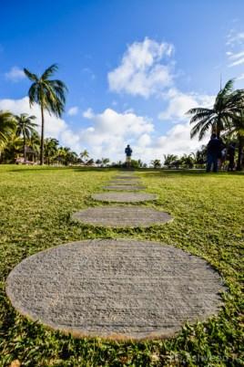 Instameet Mauritius: Tamassa Resort - The Garden Area