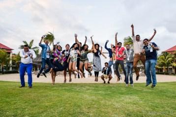 Instameet Mauritius: Tamassa Resort - Group Shot